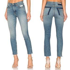 GRLFRND Karolina Smiths Double Pocket Jean 25